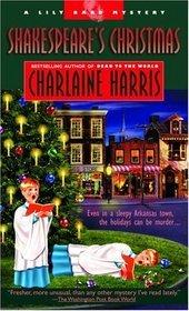 Shakespeares Christmas(Lily Bard 3)