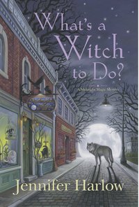 What's a Witch to Do? (A Midnight Magic Mystery #1)