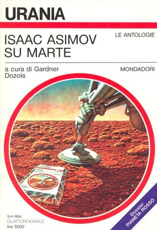 Isaac Asimov su Marte