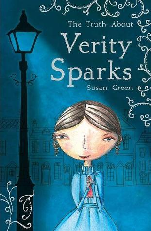 The Truth About Verity Sparks (Verity Sparks, #1)