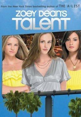 Talent by Zoey Dean