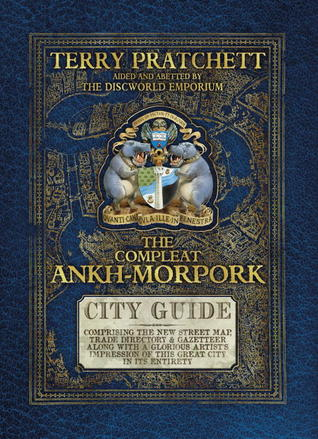 Ebook The Compleat Ankh-Morpork: City Guide by Terry Pratchett TXT!