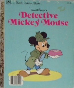 Detective Mickey Mouse