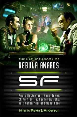 Mammoth Book of Nebula Awards SF by Kevin J. Anderson