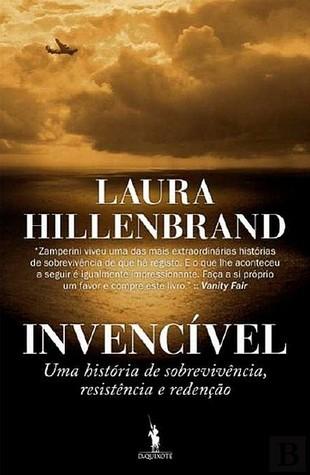 Invencível - Uma história de sobrevivência, resistência e redenção