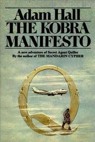 The Kobra Manifesto (Quiller Series)