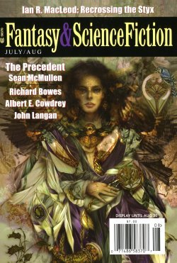 Fantasy & Science Fiction, July/August 2010 (The Magazine of Fantasy & Science Fiction, #690)