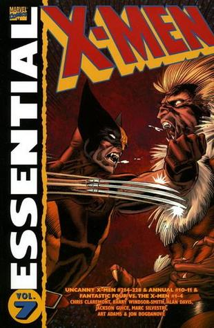 Essential X-Men, Vol. 7