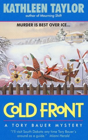 Cold Front (Tory Bauer Mystery #5)