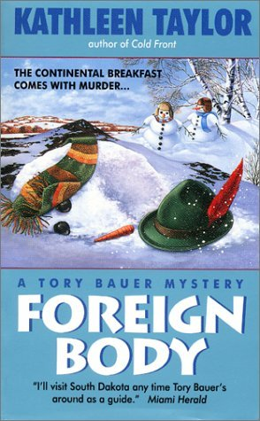 Foreign Body (Tory Bauer Mystery #6)