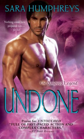 Undone (The Amoveo Legend, #4)