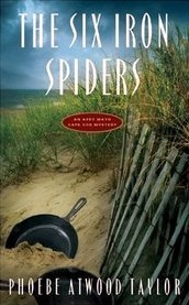The Six Iron Spiders (Asey Mayo Cape Cod Mystery, #18)