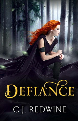 Defiance (The Courier's Daughter Trilogy, #1)