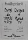 Energies of musical time – Essential studies of pulsatory functionalism