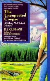 The Unexpected Corpse by B.J. Oliphant