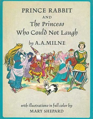 Prince Rabbit and The Princess Who Could Not Laugh