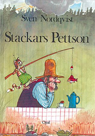 Stackars Pettson by Sven Nordqvist
