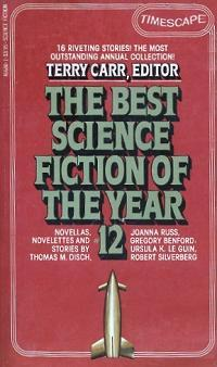 The Best Science Fiction of the Year 12