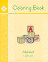 The Alphabet Coloring Book by Leigh Lowe