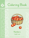 The Numbers Coloring Book by Leigh Lowe