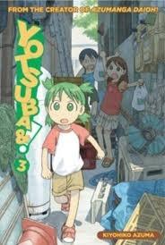 Yotsuba&!, Vol. 03 by Kiyohiko Azuma