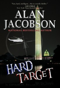 Hard Target by Alan Jacobson