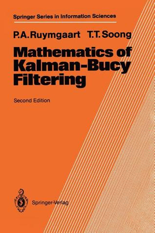 Mathematics Of Kalman Bucy Filtering