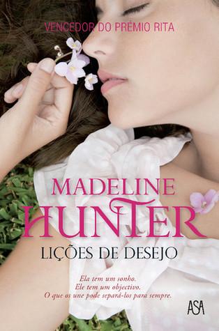 Lições de Desejo by Madeline Hunter
