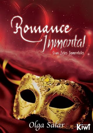 Romance Inmortal (Saga lazos inmortales, #2)