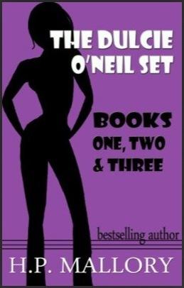 The Dulcie O'Neil Set: Books One, Two and Three (Dulcie O'Neil, #1-3)