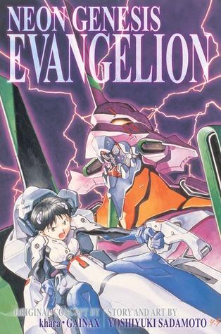 Neon Genesis Evangelion: 3-in-1 Edition, Vol. 1