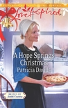 A Hope Springs Christmas (Brides of Amish Country, #7)