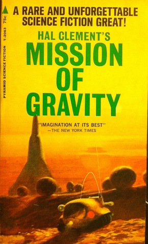 Book cover for Mission of Gravity