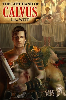 Ebook The Left Hand of Calvus by L.A. Witt DOC!