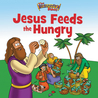 Jesus Feeds the Hungry by Kelly Pulley