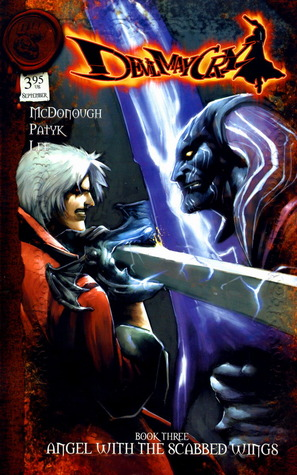 Devil May Cry: Book Three - Angel With The Scabbed Wings (Devil May Cry, #3)