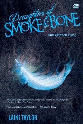 Daughter of Smoke & Bone - Dari Asap dan Tulang