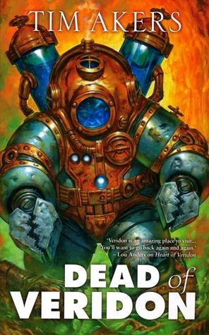 Dead of Veridon (The Burn Cycle #2)
