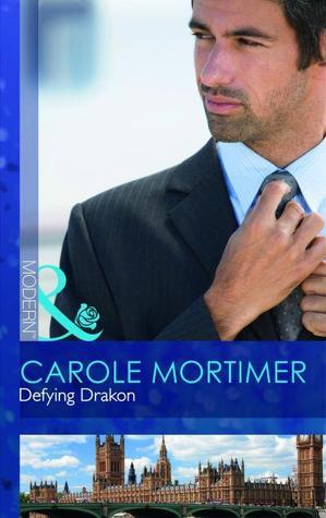 Defying Drakon by Carole Mortimer