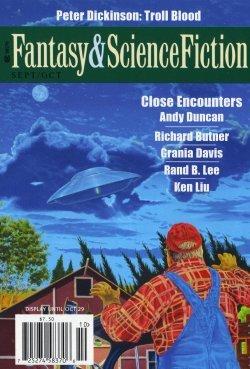The Magazine of Fantasy & Science Fiction, September/October 2012 (The Magazine of Fantasy & Science Fiction, #703)