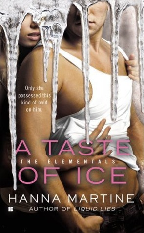 A Taste of Ice (The Elementals, #2)