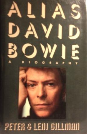 Alias David Bowie : a biography