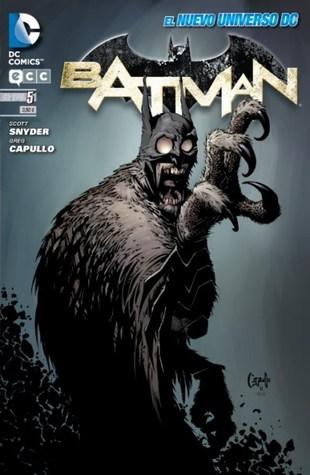 Batman 05 978-8415628477 MOBI FB2 por Scott Snyder