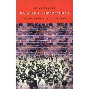 Kesavan's Lamentations