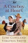 A Cowboy at Heart (The Amish of Apple Grove, #3)