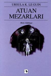 Ebook Atuan Mezarları by Ursula K. Le Guin TXT!