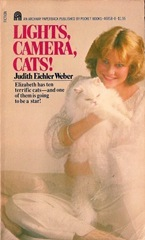 Lights, Camera, Cats! by Judith Eichler Weber