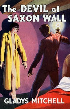 The Devil at Saxon Wall (Mrs. Bradley, #6)