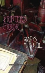 Printer's Error (Mrs. Bradley, #10)