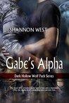 Gabe's Alpha (Dark Hollow Wolf Pack, #4)